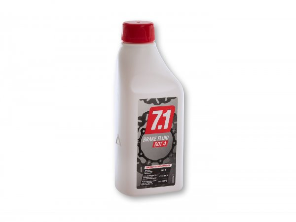 Brake fluid -MALOSSI Sport 7.1- (DOT 4) - 250ml