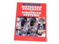 Libro -Motorradvergaser und Einspritzsysteme - di John Robinson