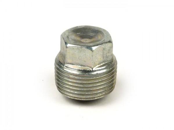 Tornillo purgador de aceite -VESPA- GS160 / GS4 (VSB1T), SS180 (VSC1T), APE, PK Automático