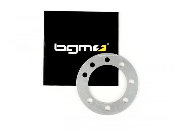 Cylinder head spacer -BGM PRO Ø=70,0mm 8 fixings- Lambretta SX 200, TV 200, DL/GP 200 - 1,5mm