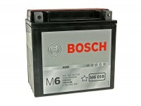 Batterie -Wartungsfrei BOSCH YTX14-BS- 12V 12Ah -152x88x147mm (inkl. Säurepack)  Vespa LX, LXV, S 125/150ccm, GTS, GTS Super, GTV,GT L 125-300ccm,  Piaggio MP3, Beverly, Carnaby, X Evo, X10, X7 250 i.e., X8 125, X8 250 i.e., X8 400
