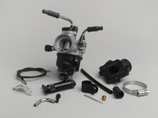 Vergaserkit -MALOSSI 22mm Dellorto PHVB DS- Minarelli 100 ccm