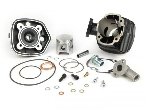 Zylinder -DR 70 ccm Evolution- Peugeot LC (vertikal) - SPEEDFIGHT1 50 cc LC, SPEEDFIGHT2 50 cc LC, XFIGHT 50