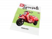 Flyer - Broschüre -SC Specials: VESPA GTS 125-300- Ausgabe 01/2019 - niederländisch