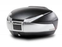 Topcase -SHAD SH48- 610x311x460mm - titan/nero