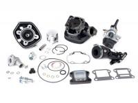 Tuningkit -DR 70 ccm- Peugeot LC (vertikal) - SPEEDFIGHT1 50 cc LC, SPEEDFIGHT2 50 cc LC, XFIGHT 50 - Sport-Set