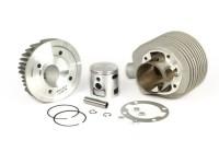 Zylinder -PINASCO 177 ccm 2 Kanal Aluminium V2.0- Vespa Sprint150 (VLB1T), GT125 (VNL2T), GL150 (VLA1T), Super, VNB, VBA, VBB