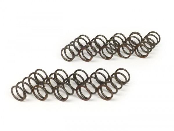Kupplungsfeder -BGM PRO- Lambretta LI, LI S, SX. TV (Serie 2-3), DL/GP - hart (5,5 Windungen, K=13,8, rot) - 10 Stück