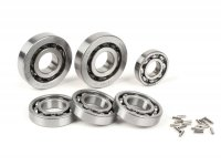 Ball bearing set for engine -SCOOTER CENTER- Vespa Wideframe V1-V15 (1948-1950), V30-V33 (1951-1952)