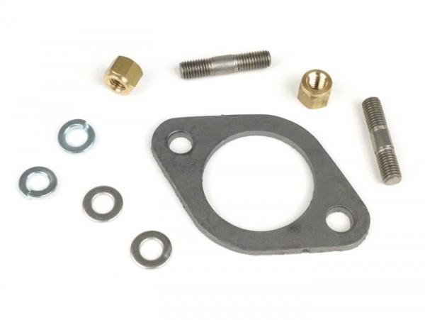 Exhaust gasket set -OEM QUALITY TS1, Imola, RB20, RB22, RB25- Lambretta LI, LIS, SX, TV (series 2-3), DL/GP