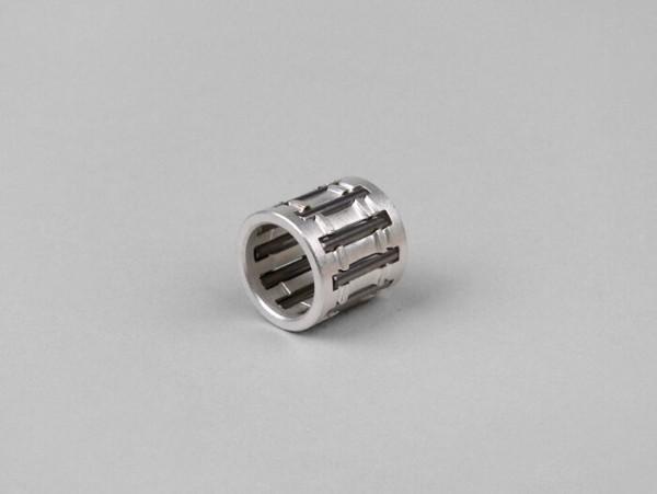 Pleuellager -ITALKIT (12x16x16mm)-  Peugeot/Morini LC - Silbernkäfig