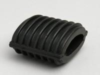 Kickstart rubber -OEM QUALITY- Vespa Largeframe - grooved