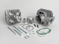 Zylinder -MALOSSI 70 ccm MHR Replica- Peugeot AC (horizontal) - SPEEDFIGHT3 50 AC (2Takt), LUDIX AC, VIVACITY 50 NEW (2Takt)