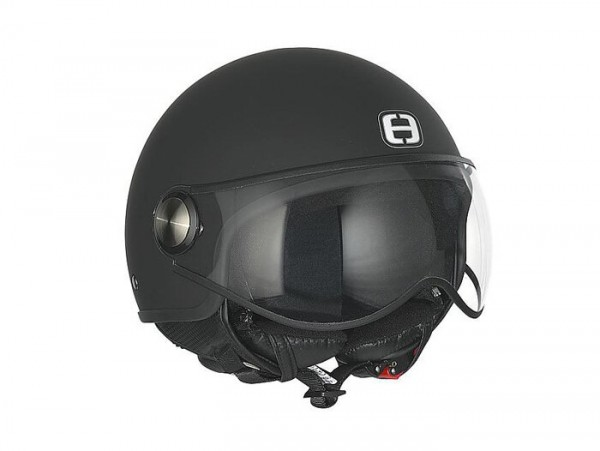 Casco -SPEEDS Jet Cool Soft Touch - nero - XS (54cm)