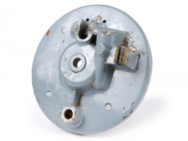 Bremsankerplatte vorne -LAMBRETTA Trommelbremse- LI (Serie 1-3), LI S, SX 150, GP 125-150, DL 125-150, GP 200 (ind.)