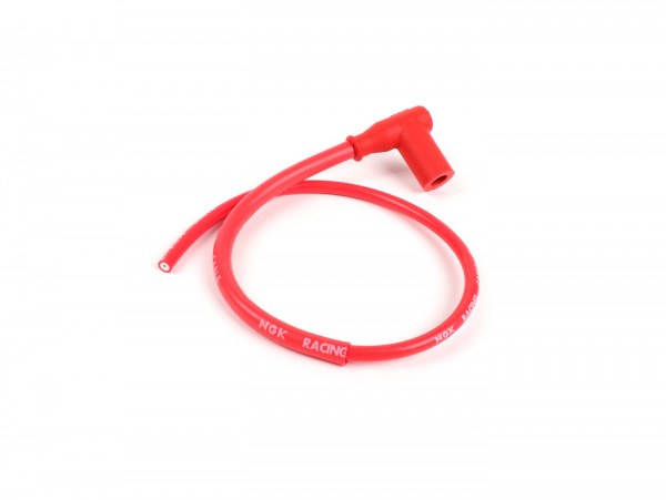 Spark plug connector + Iginition cable -NGK LZ05FM 5kOhm Racing silicone-