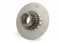 Clutch sprocket -SURFLEX- Vespa GS150 / GS3 VS5T (00127351-), GS160 / GS4 (VSB1T) VSB1T, SS180 (VSC1T) - 33.0mm