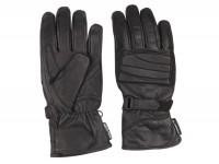 Gants -SCEED 42 Start- cuir avec membrane, noir - 12