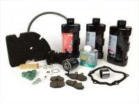 Kit ispezione -SCOOTER CENTER, 20.000km- Vespa GT i.e. 60 250 (ZAPM45102), Vespa GTS 250 (ZAPM45100, ZAPM45101), Vespa GTV 250 (ZAPM45102)