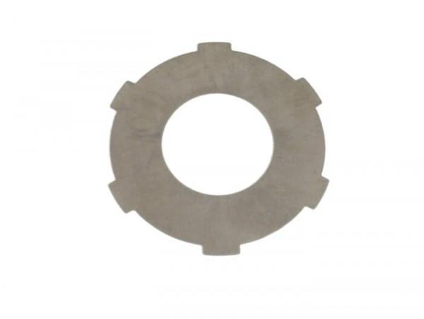 Kupplungsstahlscheibe -SURFLEX- Vespa Wideframe VM1T, VM2T, VN1T (-06000), VU1T