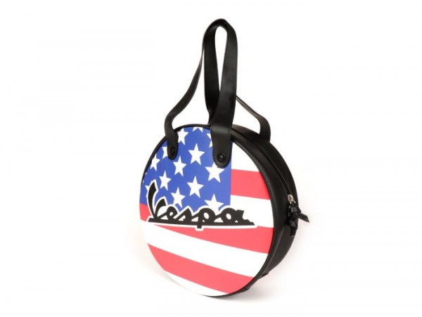 Bag -VESPA Ø35cm- black - USA