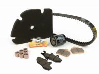 Inspektionskit -SCEED 42- Piaggio X-Evo 125 ccm (ZAPM366)