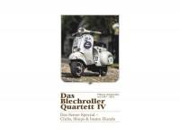 Card Game -DAS BLECHROLLER QUARTETT 4- Classic scooters from 1947 - 2015