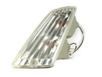 Intermitente -PIAGGIO Trust- Vespa GT, GTL, GTV, GTS 125-300 (-2013) - incoloro - cristal sin estriados - delantero izquierdo