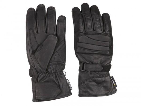 Handschuhe -SCEED 42 Start- Leder mit Membrane, schwarz - 08