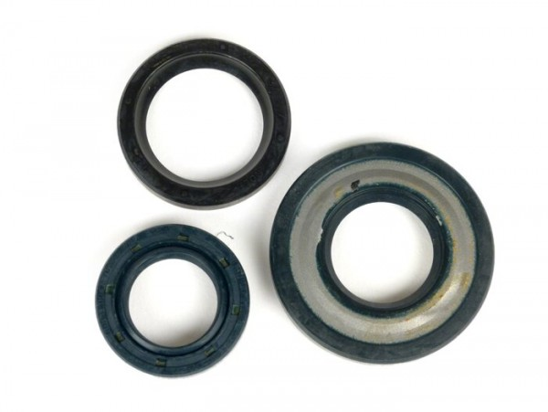 Oil seal set engine -PIAGGIO- Vespa PK50 XL, PK50 XL2 - (Ø 20mm cone)