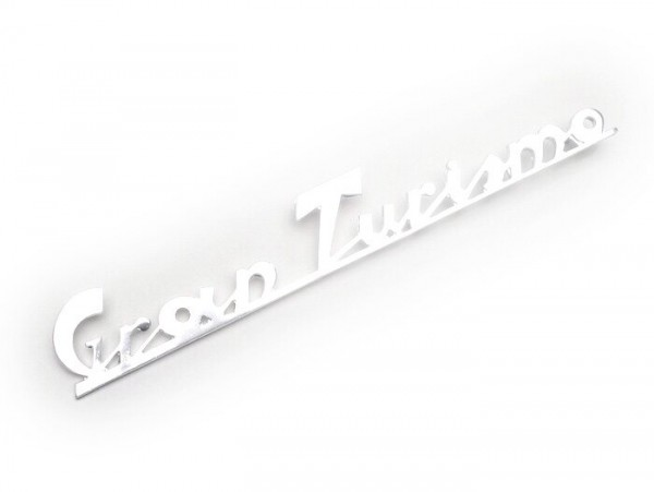 Schriftzug Rahmen hinten -OEM QUALITÄT- Vespa Gran Tourismo - Vespa GT125 (VNL2T) ab Bj. 1966