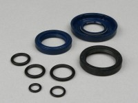 Oil seal set engine -OEM QUALITY- Vespa PK125 ETS - (Ø 24mm cone)
