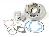Cylinder kit -BGM ORIGINAL 50 cc aluminium- Piaggio LC 2-stroke