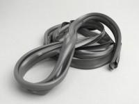 Sidepanel beadings -LAMBRETTA- Lambretta LD 125-150 - grey