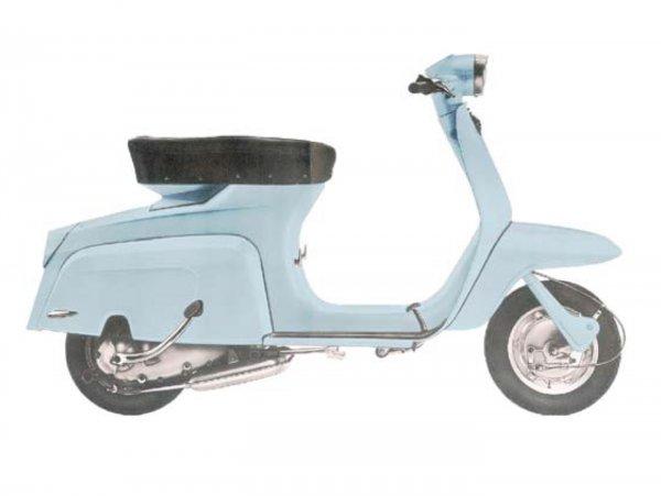 Lambretta (Innocenti) J 50