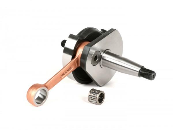 Cigüeñal -RMS Standard (válvula rotativa)- Vespa PK50 XL (cono Ø=20mm)