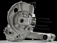 Engine casing -MALOSSI VR-One, reed valve intake- Vespa PX200 Elestart