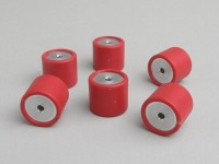 Rollers -19x17mm- 10.2g
