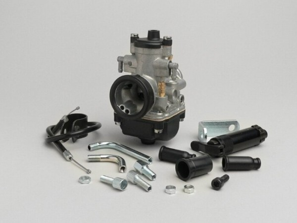 Vergaserkit -MALOSSI 19mm Dellorto PHBG BS- Minarelli 50 ccm - AW=23mm-