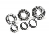 Ball bearing set for engine -LAMBRETTA XS- LI (series 2-3), LIS, SX, TV (series 2-3)