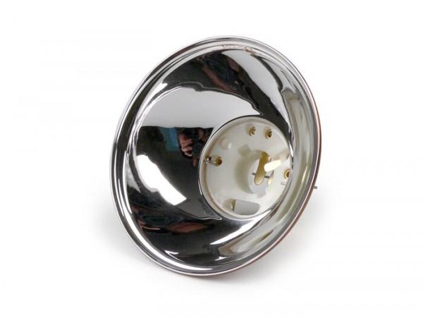 Headlight reflector -SIEM Ø=95mm- Vespa Wideframe V1T, V15T, V30T, V33T, VU