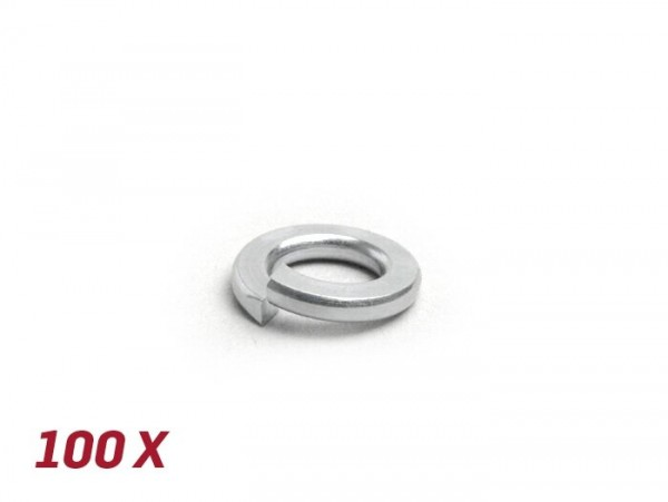 Sprengring -DIN 127- M8 - 100 Stück