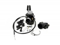 Kit carburatore -BGM Pro 19mm Racing- Minarelli 50 cc 2 tempi (orizzontale) -