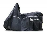 Scooter cover -PIAGGIO Outdoor- Vespa PX, Primavera 50-150, Sprint 50-150, ET2, ET4, LX, LXV, S - black