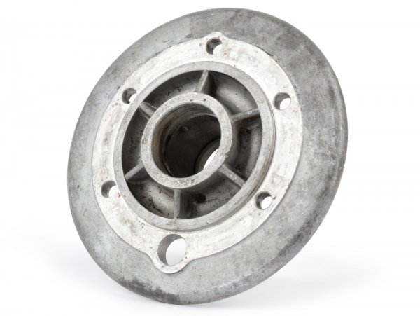 Bremsankerplatte hinten -CASA LAMBRETTA Ø=160mm- Lambretta LD 125 (1951-56), D 125 (1951-56) LD 150 (-1956), D 150 (-1956)