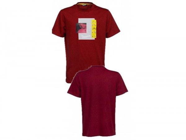 "Camiseta -VESPA ""Heritage Collection""- rojo - M"