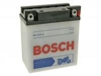 Batterie -Standard BOSCH YB3L-B- 12V 3Ah - 98x56x110mm (inkl. Säurepack)