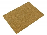Cork gasket sheet -UNIVERSAL- 140x195mm -