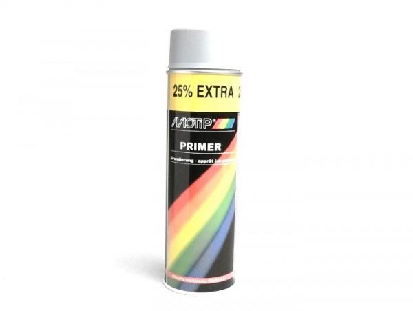 Vernice spray mano di fondo -MOTIP- grigio - 400ml
