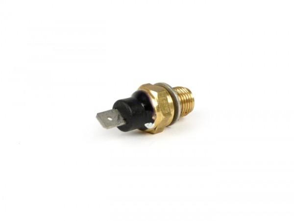 Temperature sensor in cylinder head -PIAGGIO- Piaggio 50-180cc LC 2-stroke, Leader 125-200cc LC, Quasar 250-300cc - one plug